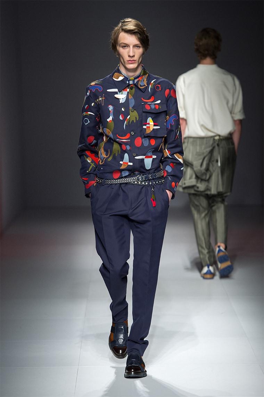 SS 20 Fashion Show Collections Salvatore Ferragamo