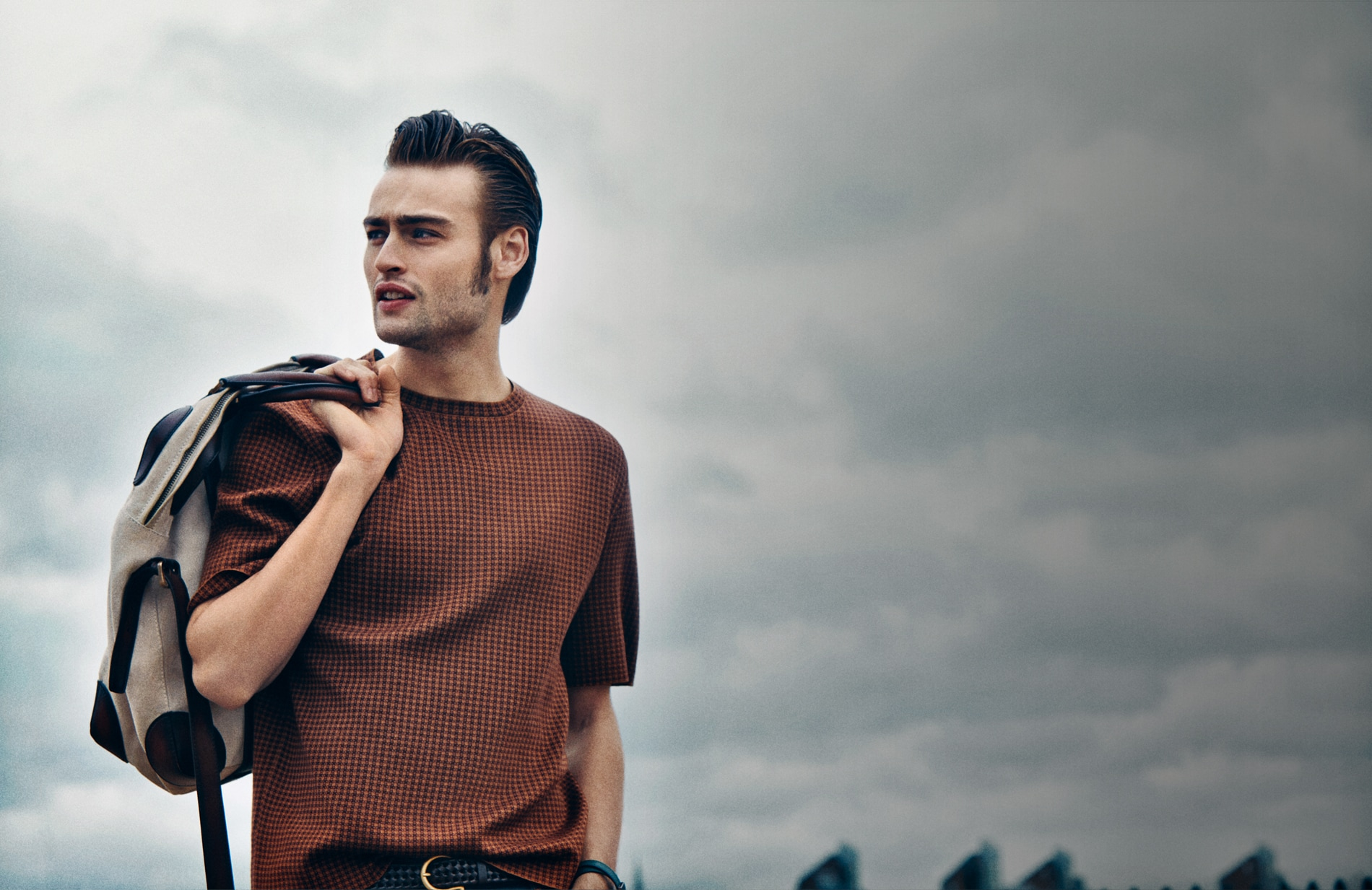 douglas booth how tall