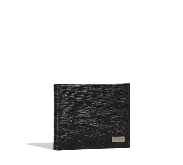Bifold wallet with coin case