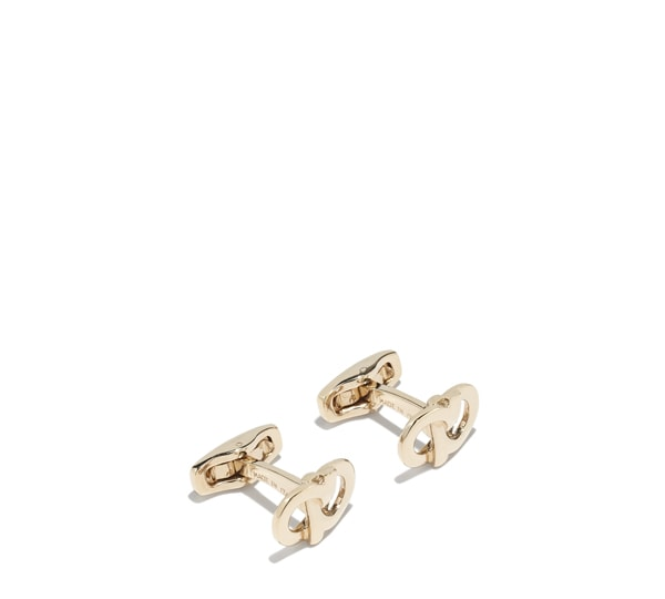 Interlocked Gancini Cufflink