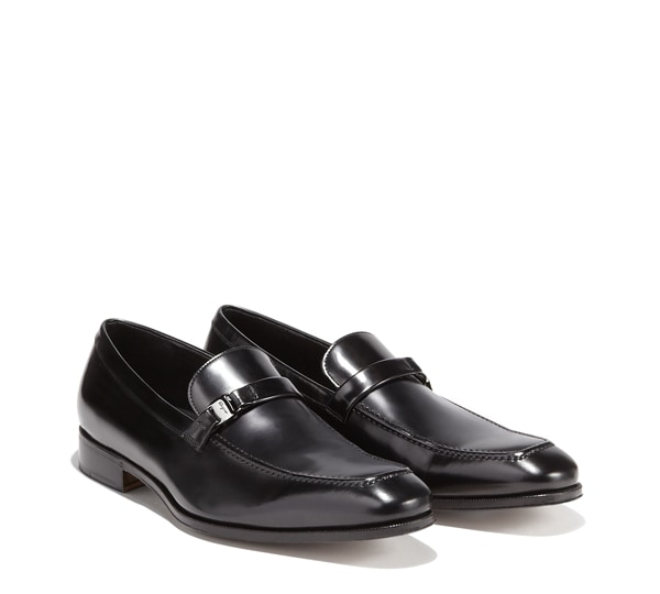 Ornamented Loafer Shoe