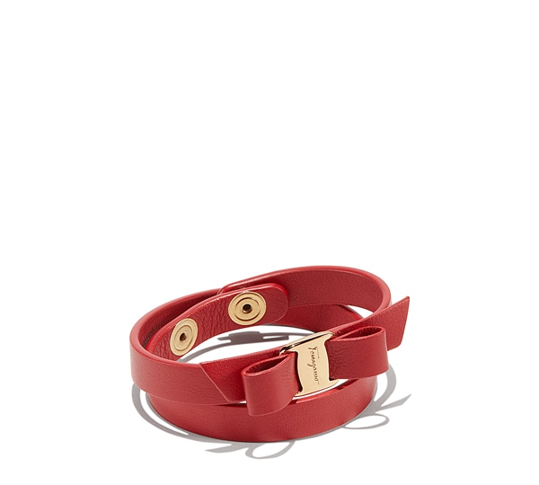Vara Bow Wrap Bracelet