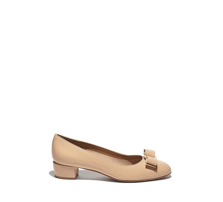 83eed88753f Vara bow pump shoe - Vara   Varina - Special - Salvatore Ferragamo US