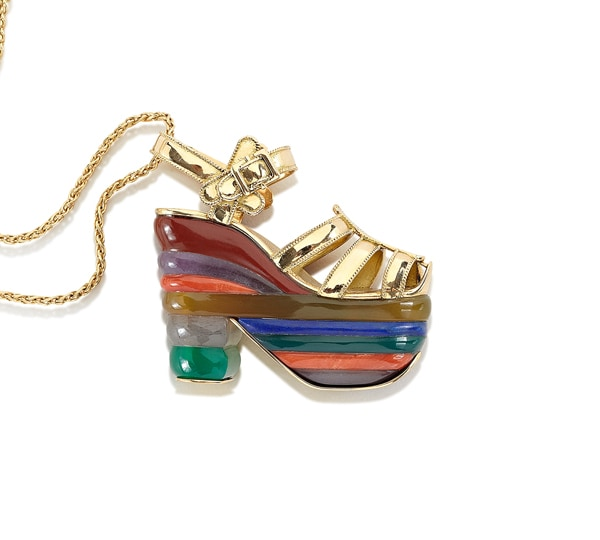 Miniature Preziose - Rainbow necklace