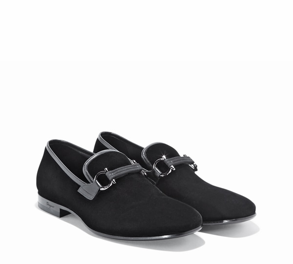 Gancio Bit Loafer Shoe
