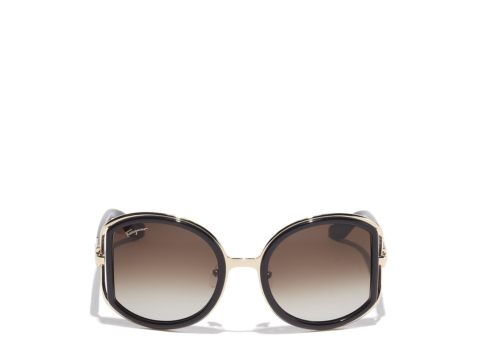 Buckle Sunglasses  salvatore ferragamo buckle sunglasses eyewear women