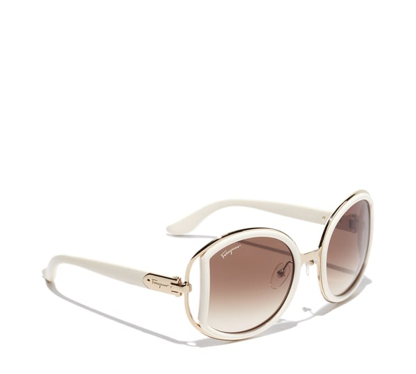 Salvatore Ferragamo Buckle Sunglasses