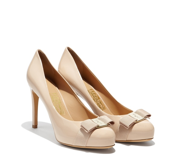 Platform Pump with Vara Bow