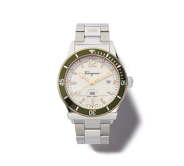 Ferragamo 1898 Sport watch