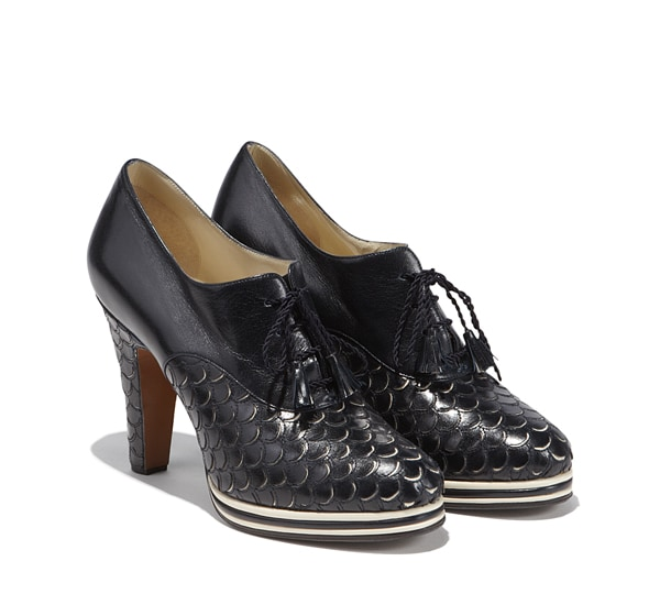 Sirena lace-up shoe