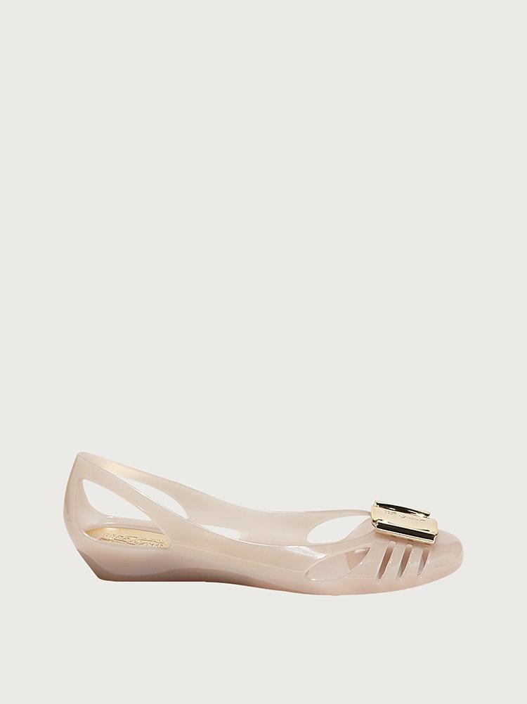 Jelly ballet flat - Shoes - Women