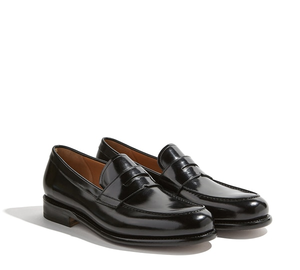 Penny Loafer Shoe