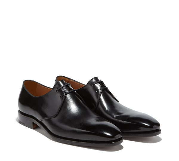 Plain Toe Derby Shoe