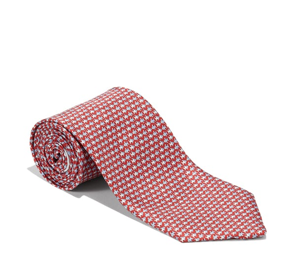 Fishes Printed Tie