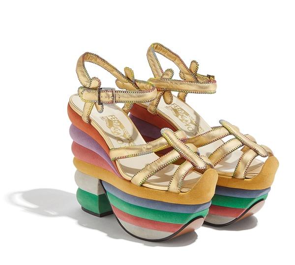 Sandale Rainbow