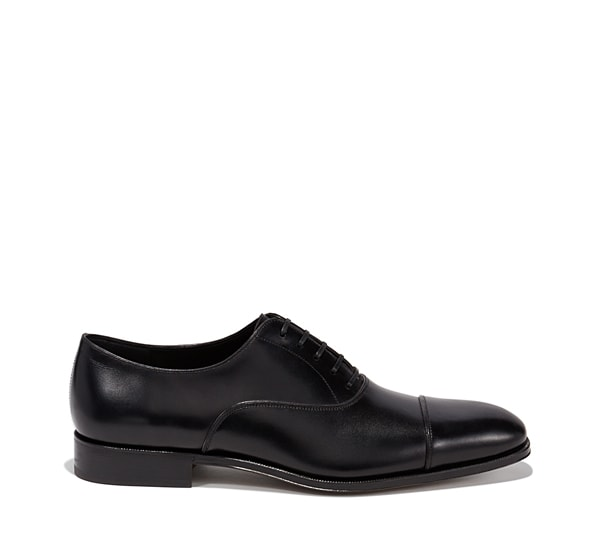 Captoe Oxford Shoe