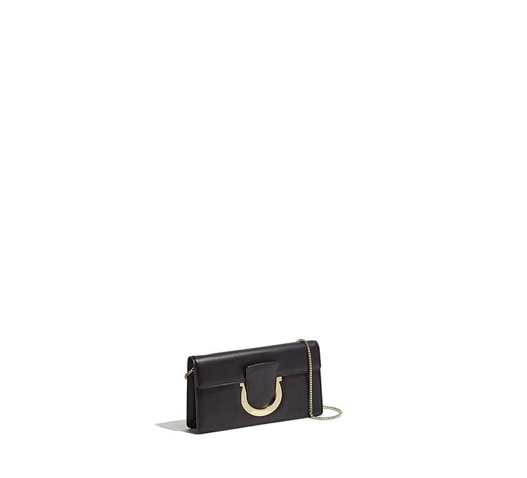 Gancini Clutch Bag by Salvatore Ferragamo