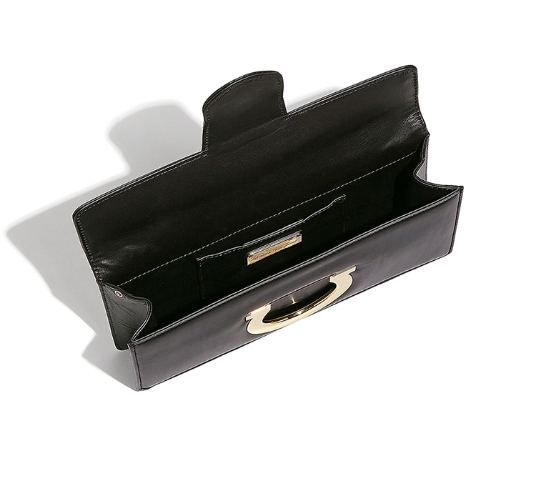 Gancini Clutch Bag - Handbags - Women - Salvatore Ferragamo UK eb5c1cac90