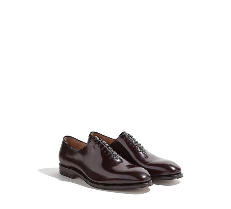 Plain-Toe Oxford Shoe | Tuggl