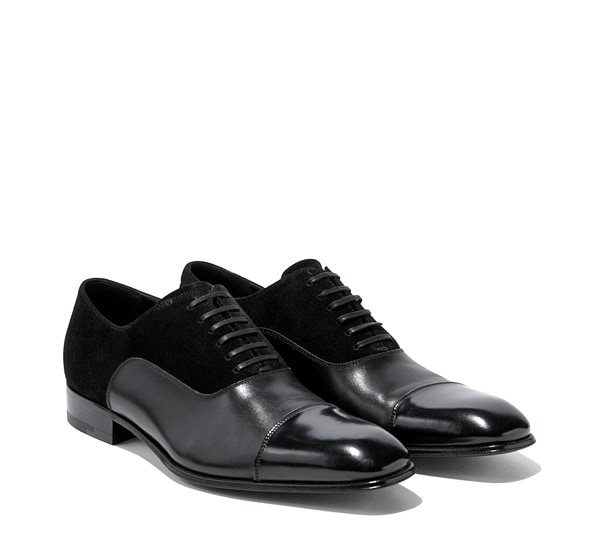 Cap-Toe Oxford
