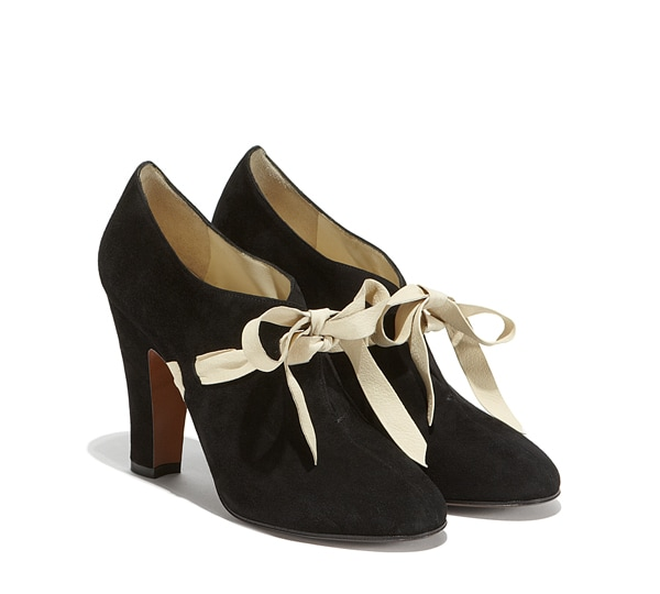 Bette lace-up shoe