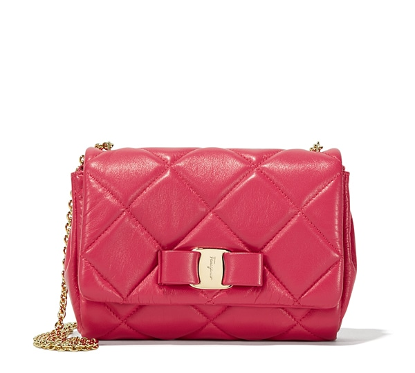 Vara Quilted Mini Bag