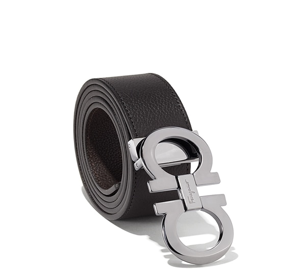 Double Gancio Buckle Belt