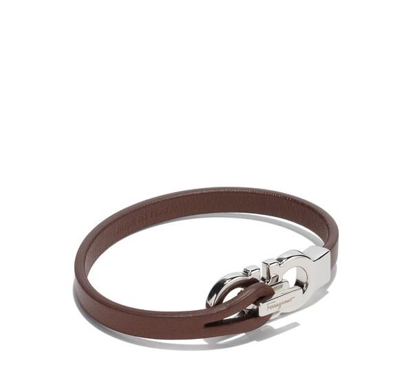 Double Gancini Bracelet