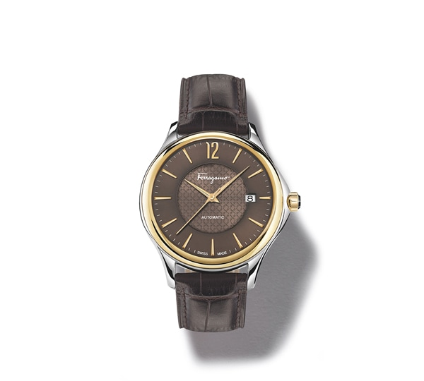 ferragamo time watch timepieces men salvatore ferragamo product front view