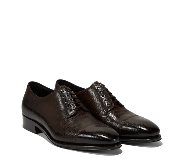 Cap-Toe Derby