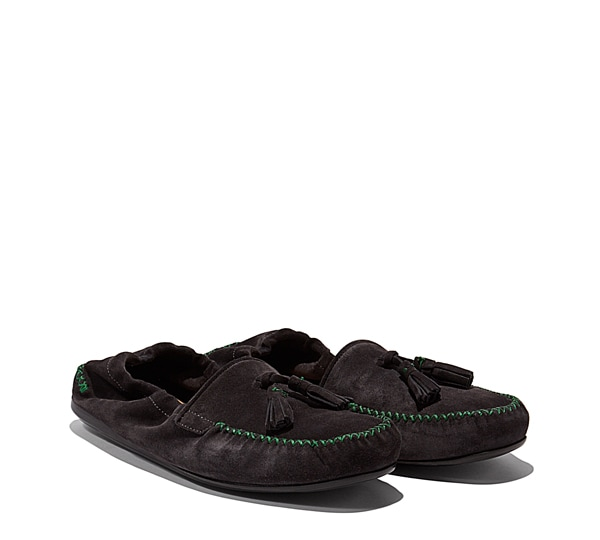 Tassel Moccasin Slipper