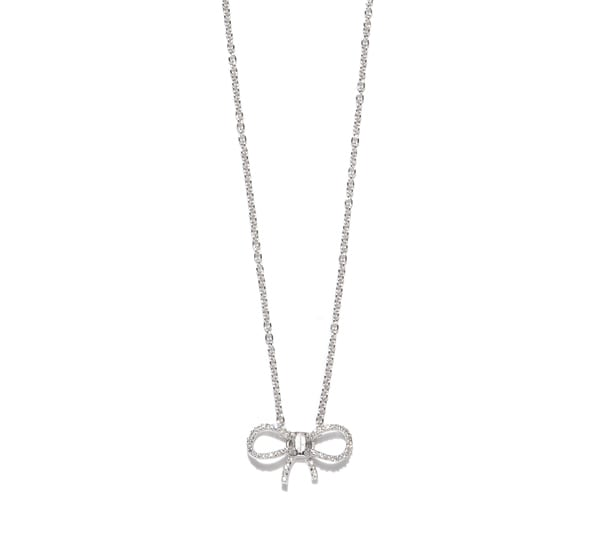 Vara bow necklace