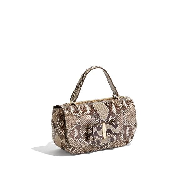 Medium Vara top handle bag