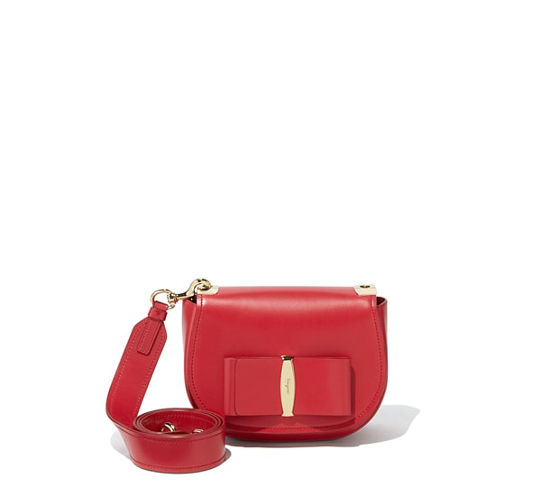 Small Vara Lux Flap Bag