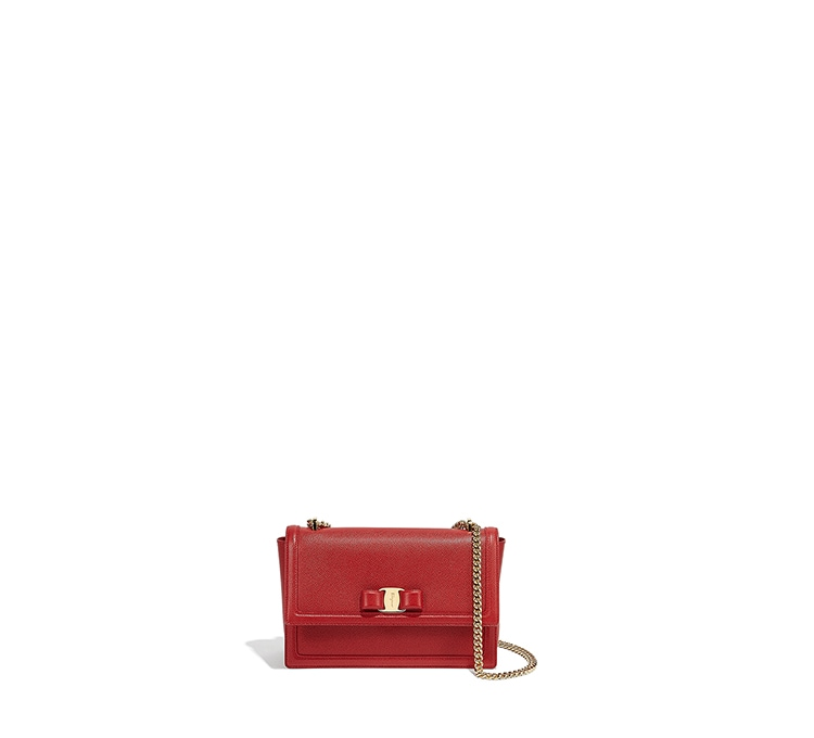 a7c10ae8c4 Vara Bow flap bag - Handbags - Women - Salvatore Ferragamo US
