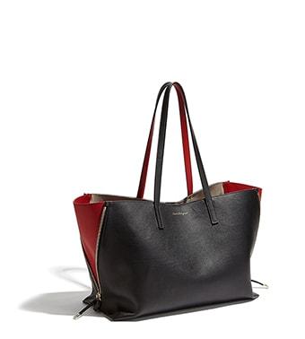 196c7fc28bb Designer Leather Tote Bags   Salvatore Ferragamo AU
