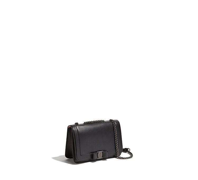 f04bb9b9082c Vara Bow flap bag - Cross-body - Handbags - Women - Salvatore ...