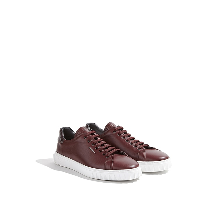 Sneaker by Salvatore Ferragamo