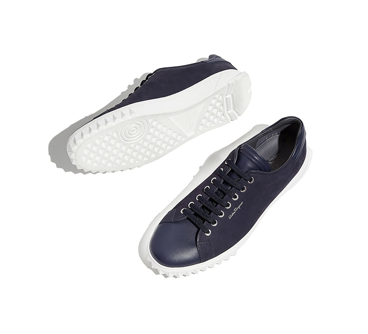 Sneaker - Sneakers   Slip-ons - Shoes - Men - Salvatore Ferragamo US 5b4ddb2d6f