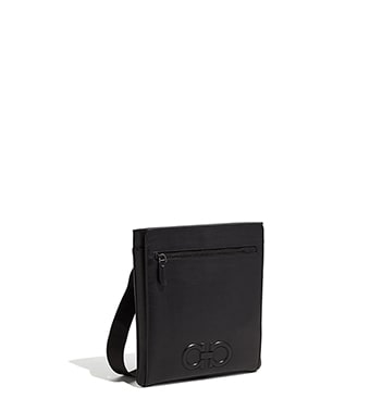 Cross-body and Belt bags - Men - Salvatore Ferragamo EU 6267cc7bb879d