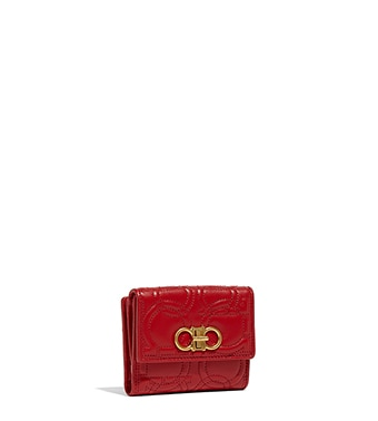 6003bff9fa5f 750 Quilted Gancini Continental wallet ADD TO SHOPPING BAG ADD TO BAG.    595 ...