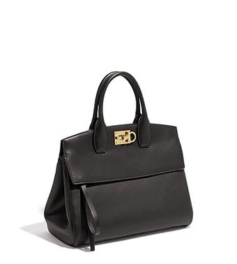 a97c8c292d8 Leather Top Handle Bags   Salvatore Ferragamo AU