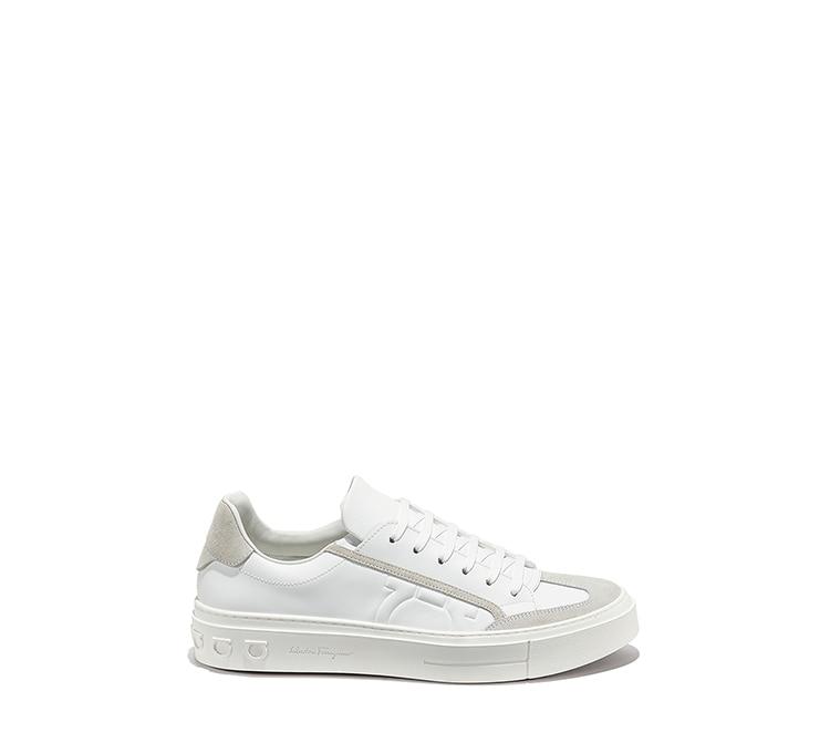Gancini Sneaker Shoe - Sneakers   Slip-ons - Shoes - Men - Salvatore ... 029f612876