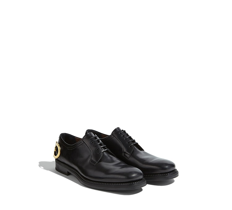b1df3be698c05a Gancini Derby Shoe - Lace-ups and Oxfords - Shoes - Men - Salvatore ...