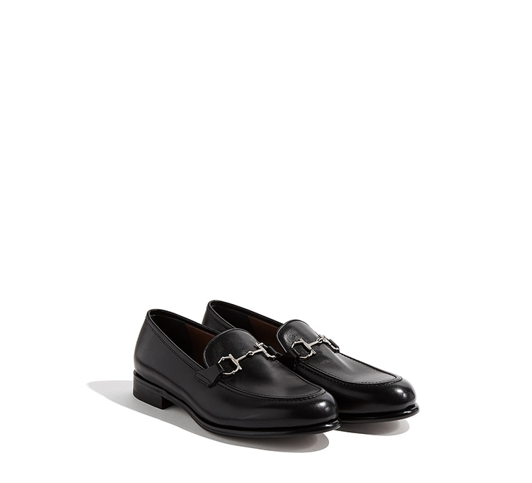 2f59c192a65 Gancini Moccasin - Moccasins and Loafers - Shoes - Men - Salvatore ...