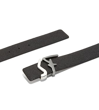 Men's Designer Leather Belts | Salvatore Ferragamo AU