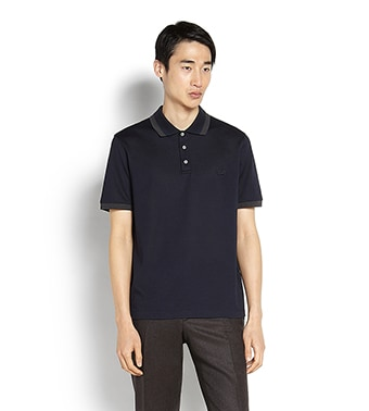 f8dc951ac83 Men's Polo Shirts & T-Shirts | Salvatore Ferragamo US