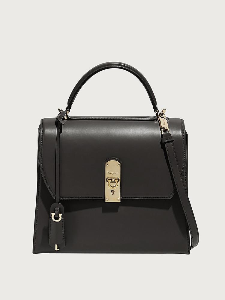 Ferragamo Boxyz bag large - Handbags - Women - Salvatore Ferragamo EU