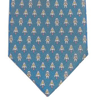 vendita calda online d3384 c0070 Tutte le cravatte in seta | Salvatore Ferragamo
