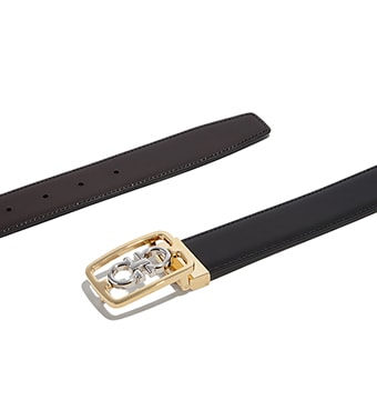 Men's Designer Belts | Salvatore Ferragamo US